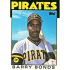 1986 Topps Traded Baseball Cards
