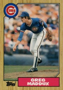 Top 10 Greg Maddux Baseball Cards 11