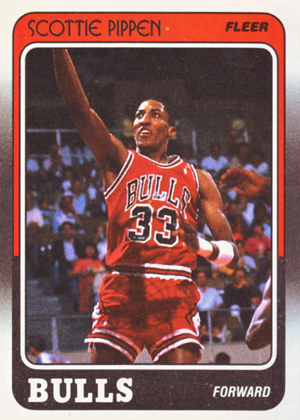 1988 89 Fleer Basketball Cards