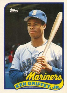 Ken Griffey Jr. Rookie Card Checklist and Gallery 6