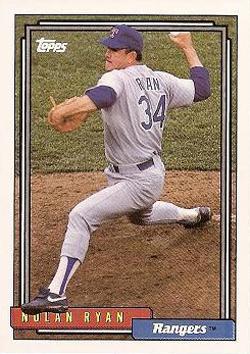 1992 Topps Baseball Cards 21