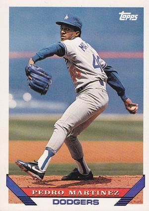 1993 Topps Baseball Cards 21