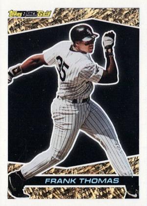 1993 Topps Baseball Cards 25
