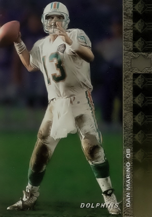 1994 SP Football Dan Marino