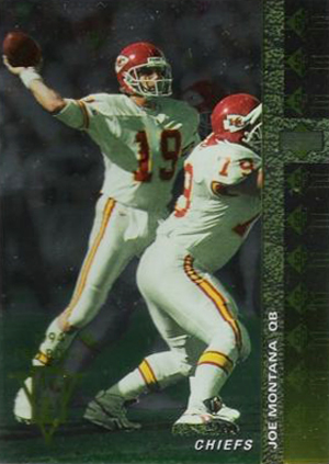 1994 SP Football Cards 24