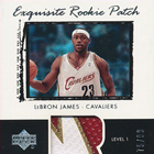 2003-04 Upper Deck Exquisite Collection Basketball Cards