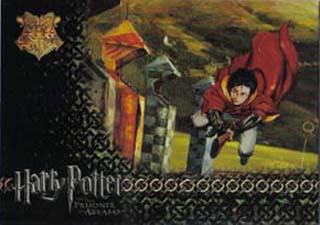 2004 Artbox Harry Potter and the Prisoner of Azkaban Trading Cards 28