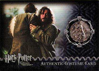 2004 Artbox Harry Potter and the Prisoner of Azkaban Update Trading Cards 24