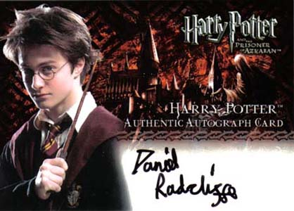 2004 Artbox Harry Potter and the Prisoner of Azkaban Update Trading Cards 22