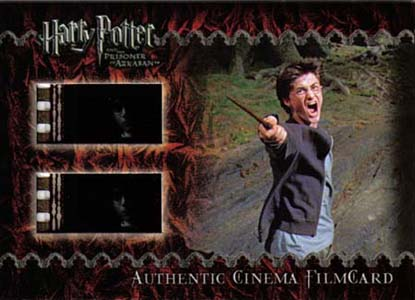 2004 Artbox Harry Potter and the Prisoner of Azkaban Update Trading Cards 23