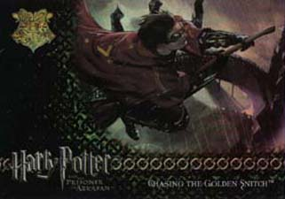 2004 Artbox Harry Potter and the Prisoner of Azkaban Update Trading Cards 26