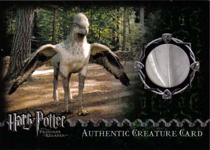 2004 Artbox Harry Potter and the Prisoner of Azkaban Update Trading Cards 25