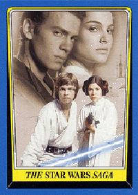 2004 Topps Star Wars Heritage Base Card