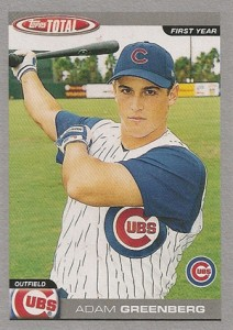 Top 5 Adam Greenberg Baseball Cards 4