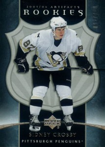 Top 10 Sidney Crosby Rookie Cards 1