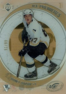 Top 10 Sidney Crosby Rookie Cards 9