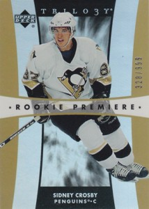 Top 10 Sidney Crosby Rookie Cards 3