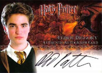 2005 Artbox Harry Potter and the Goblet of Fire Trading Cards 22