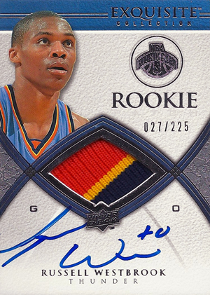 Top 10 Upper Deck Exquisite Basketball Rookie Cards 6