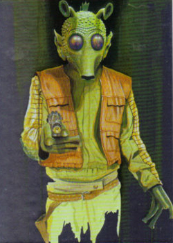 2011 Topps Star Wars Galaxy 6 Trading Cards 24