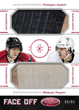 2012-13 Panini Certified Hockey Cards 5