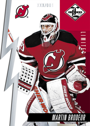 2012-13 Panini Limited Hockey Cards 6