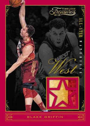 2012-13 Panini Timeless Treasures Basketball Cards 4
