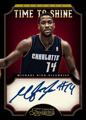 2012-13 Panini Timeless Treasures Basketball Cards 6