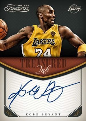 2012-13 Panini Timeless Treasures Basketball Cards 7