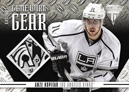 2012-13 Panini Titanium Hockey Cards 10