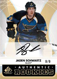 2012-13 SP Game Used Hockey Cards 4