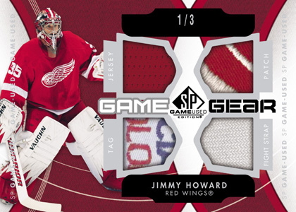2012-13 SP Game Used Hockey Cards 9