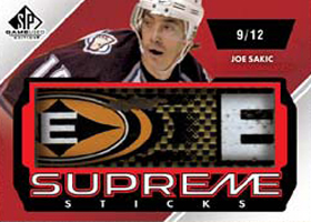 2012-13 SP Game Used Hockey Cards 12