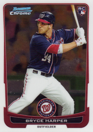 Bryce Harper Rookie Cards Checklist and Autograph Buying Guide 1