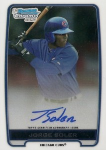 Soler Flair: The Top Jorge Soler Prospect Cards 2