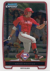 2012 Bowman Chrome Baseball Prospect Variation Short Prints Guide 11