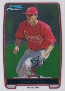 2012 Bowman Chrome Baseball Prospect Variation Short Prints Guide 7