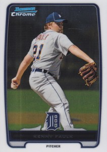 2012 Bowman Chrome Baseball Prospect Variation Short Prints Guide 17
