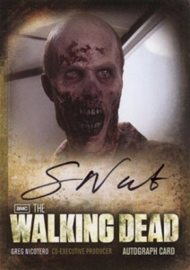 2012 Cryptozoic The Walking Dead Season 2 Autographs Guide 12