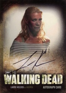 2012 Cryptozoic The Walking Dead Season 2 Autographs Guide 13