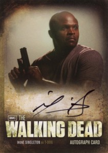 2012 Cryptozoic The Walking Dead Season 2 Autographs Guide 11