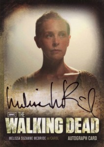 2012 Cryptozoic The Walking Dead Season 2 Autographs Guide 6