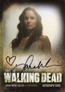2012 Cryptozoic The Walking Dead Season 2 Autographs Guide 14