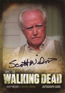 2012 Cryptozoic The Walking Dead Season 2 Autographs Guide 10