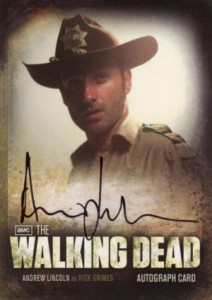 2012 Cryptozoic The Walking Dead Season 2 Autographs Guide 1