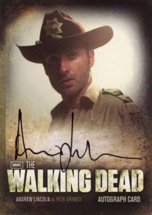 2012 Cryptozoic The Walking Dead Season 2 Trading Cards 4