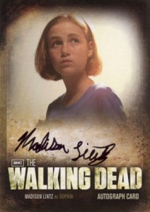 2012 Cryptozoic The Walking Dead Season 2 Autographs Guide 7