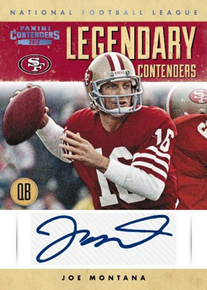 2012 Panini Contenders Football Cards 6