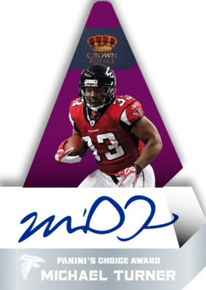 2012 Panini Crown Royale Football Cards 7