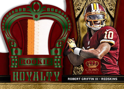 2012 Panini Crown Royale Football Cards 9